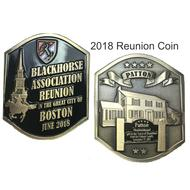 2018 Patton Reunion Coin