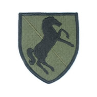 Subdued Combat Patch Right Shoulder